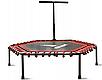 Батут для фитнеса с рукояткой 130 см, фото 5
