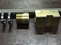 Винт поперечной подачи токарного станка 16К25, фото 1