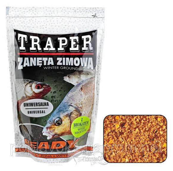 Прикормка Traper Zimowa Ready 750г (Uniwersalna (Універсальна))