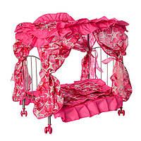 Кроватка для кукол 9350 Е, фото 1