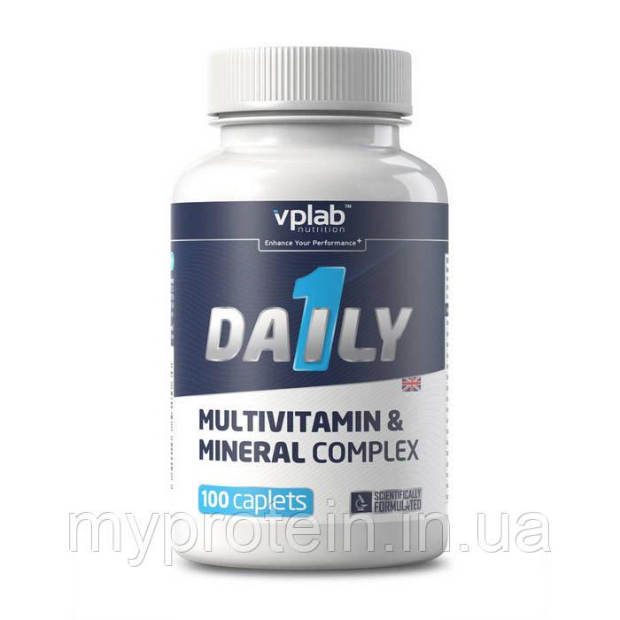 VP Lab Комплексные витамины Daily 1 (100 caps)