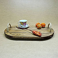 """Поднос деревянный """"Жёлудь"""""""