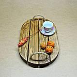 """Поднос деревянный """"Жёлудь"""", фото 2"""