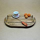 """Поднос деревянный """"Жёлудь"""", фото 3"""