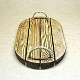"""Поднос деревянный """"Жёлудь"""", фото 5"""