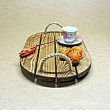 """Поднос деревянный """"Жёлудь"""", фото 6"""