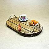 """Поднос деревянный """"Жёлудь"""", фото 8"""