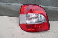 Фонарь стоп задний левый для Renault Scenic 1, 1999-2003