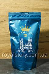 Кофе робуста молотый Royal Story 250г синяя упаковка