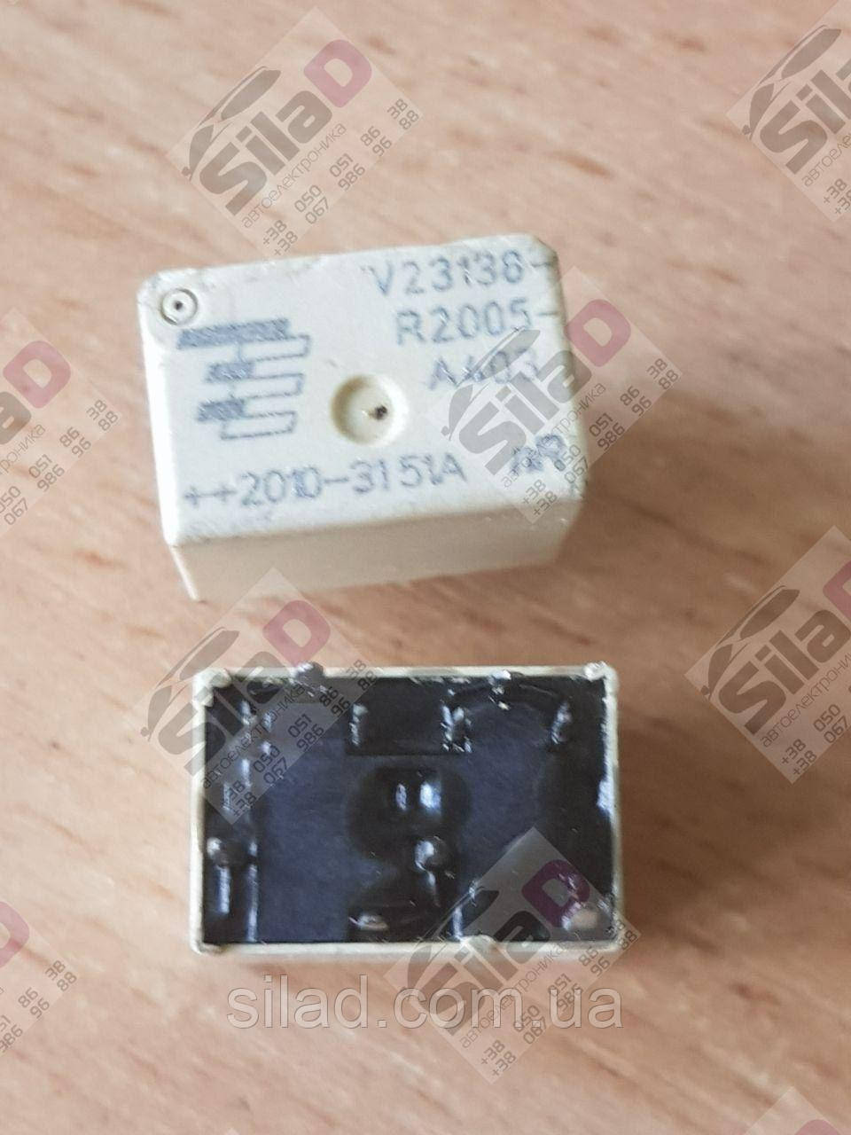 Реле V23138-R2005-A403 Tyco Electronics корпус DIP10