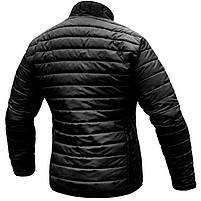 """Куртка (пуховик) """"DEFENDER"""" BLACK, фото 2"""