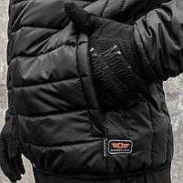 """Куртка (пуховик) """"DEFENDER"""" BLACK, фото 5"""