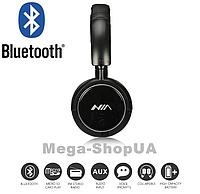 Наушники и гарнитура беспроводные Bluetooth Q1 / MP3 плеер / FM. Бездротові навушники. Блютуз наушники, фото 1