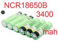 Аккумулятор Litokala panasonic 18650 3400 mah Для повербанков. Новый.