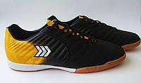 Футбольные футзалки, бампы Restime 41-46 размеры. кроссовки для футбола, футбольная обувь, прошитый носок
