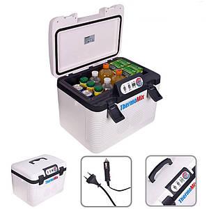 Автохолодильник термоэлектрический  19 л., 60W  Vitol ThermoMix BL-219-19L