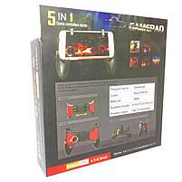 Джойстик для телефона 5в1 / Геймпад для смартфона 5in1 / Триггеры PUBG Mobile Black, фото 10
