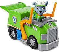 Игровой набор Спасательный автомобиль Рокки Щенячий патруль/Paw Patrol - Rocky's Recycling Truck