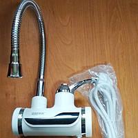 Электрический кран-водонагреватель проточного типа Zerix ELW02-EFW