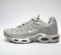 Кроссовки Nike Tn+ Gray найк тн