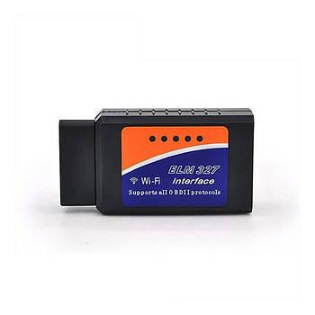 Cканер-адаптер для проведения диагностики автомобиля, OBDІІ WI-FI
