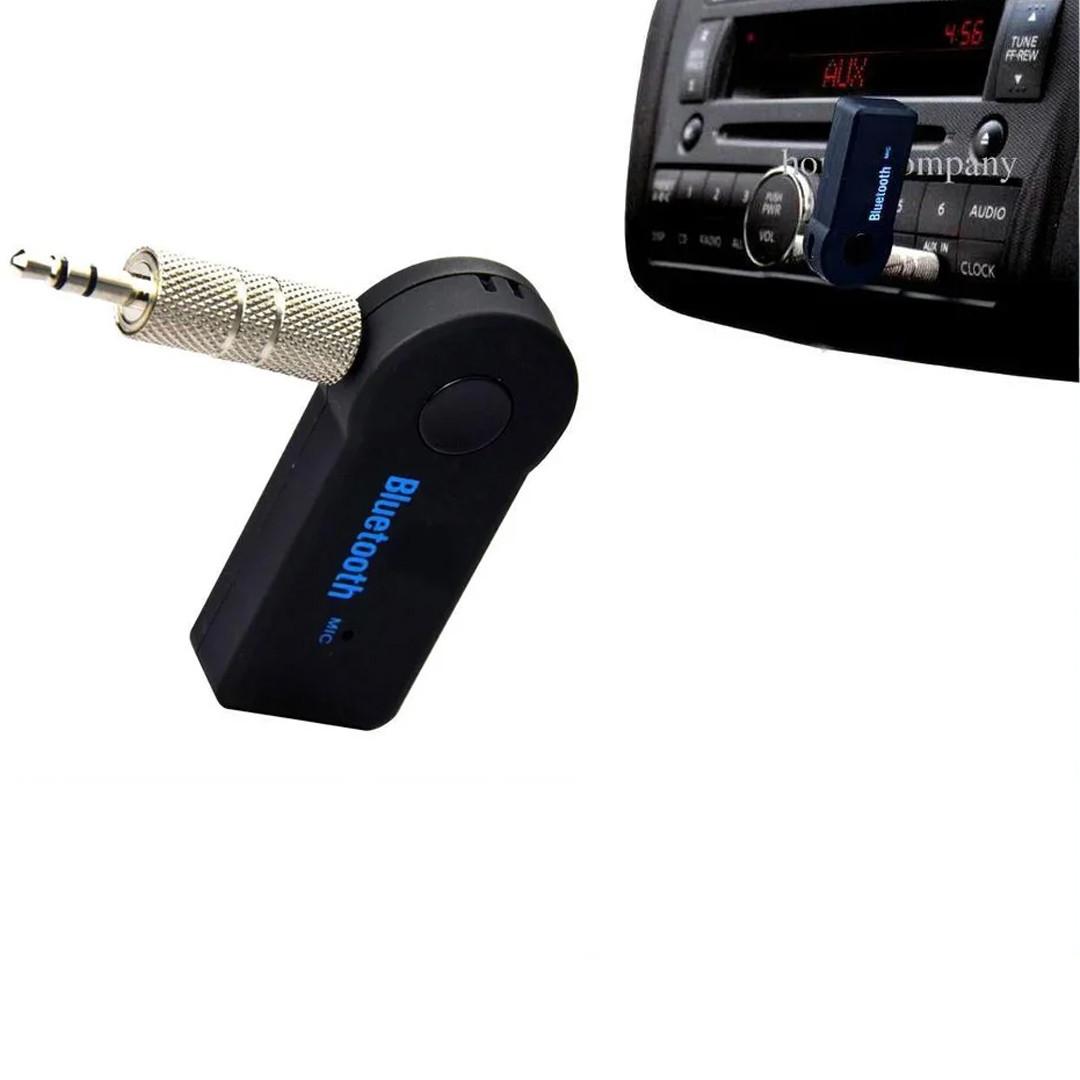 Ресивер для автомобиля Bluetooth (Адаптер auxс аудио выходом 3.5 мм)
