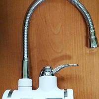 Электрический кран-водонагреватель проточного типа Zerix ELW02-EFWP