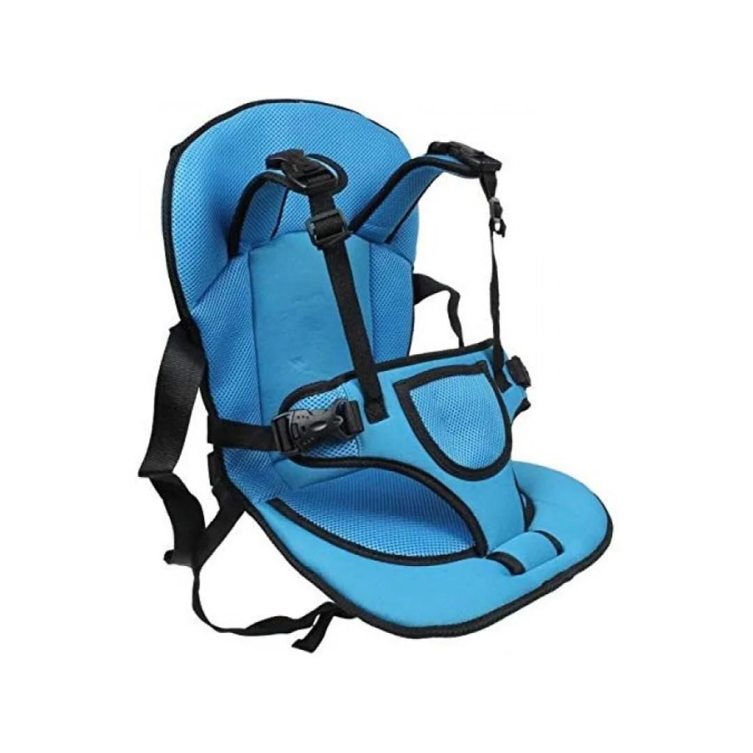 Детское автомобильное кресло, бескаркасное NY-26 Голубой
