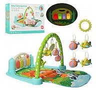 Коврик для младенца 5 в 1 Baby`s piano gym mat (арт. 9911)