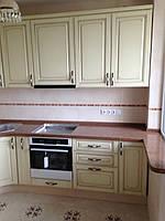 Кухонный набор классика МДФ патина, фото 1