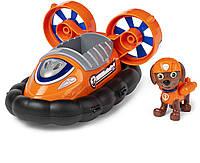 Игровой набор Щенячий патруль Зума и Спасательный катер Paw Patrol Zuma's Hovercraft