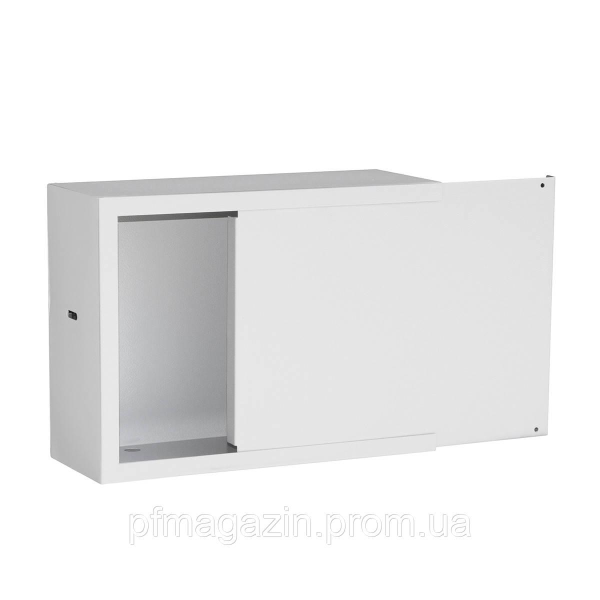 Антивандальный ящик БК-400-З-1 (ВхШхГ - 300х400х150)