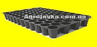 Кассеты для рассады 84 ячейки, Польша, размер кассеты 360х560мм, толщина стенки 0,55мм (мин.заказ 15шт)