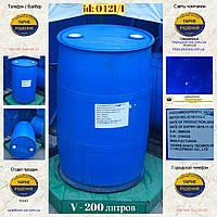 0421/1: Бочка (200 л.) б/у пластиковая ✦ Кокамидопропилбетаин