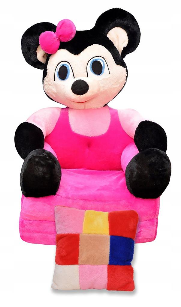 Детское мягкое раскладное кресло Minni