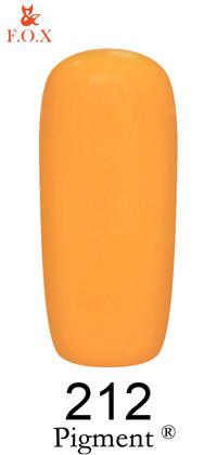 Гель-лак F.O.X Pigment 212, 6мл