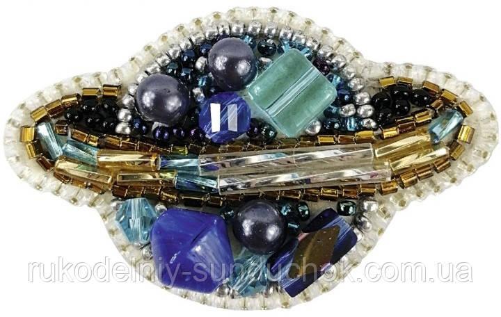 """Набор для изготовления броши Crystal Art """"Планета"""" БП-253"""