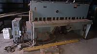 НК3418 Ножницы 6,3*2000 мм, гильотинные пневмомеханические, фото 1