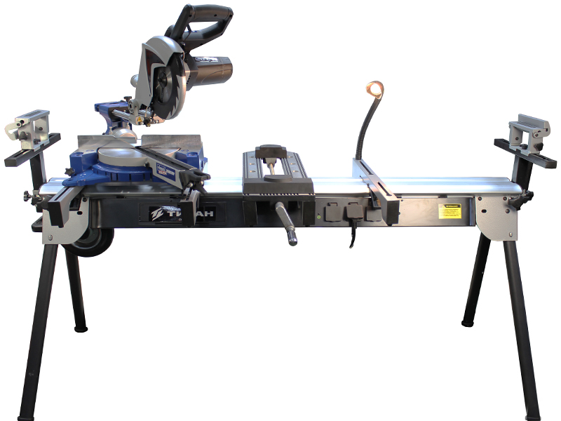 Универсальный верстак для торцовочной пилы Titan SS1600
