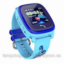 Smart Baby Watch GPS  DF25 голубой