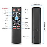 A95X F3 Android 9.0 RGB Light TV Box - Black 4GB RAM + 64GB ROM EU plug, фото 2