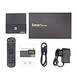 A95X F3 Android 9.0 RGB Light TV Box - Black 4GB RAM + 64GB ROM EU plug, фото 3