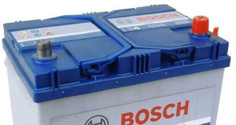 Клеммы типа Азия  Bosch S4 Silver 6СТ-70 Евро Азия