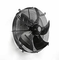 Вентилятор осевой 200 мм металлический  VAM 200 E2  без обода