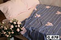 Двуспальные комплекты постельного белья бязь-gold