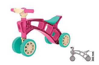 Детская каталка-ролоцикл ТехноК 3824 велосипед детский