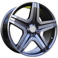 Replica Mercedes (RF5126) R21 W10 PCD5x130 ET50 DIA84.1 GM
