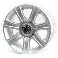 Replica Volkswagen (R074) R15 W6 PCD5x100 ET38 DIA57.1 Silver