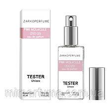 Духи тестер унисекс Zarkoperfume Pink Molecule 090.09 60ml
