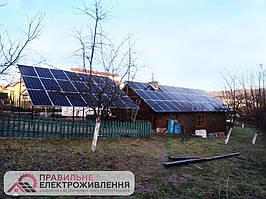 Мережева СЕС 30 кВт у с. Бірки 2